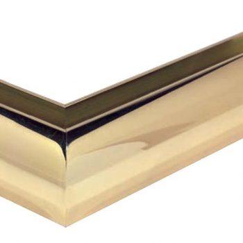 Brass Finish: Polished Brass