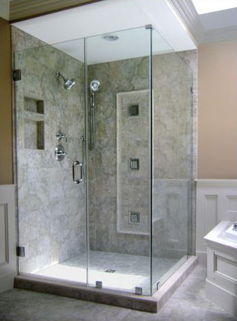 Shower Door Glass Options Century Bathworkscentury Bathworks