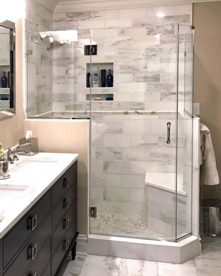 Glasstec Shower Doors by Century Bathworks